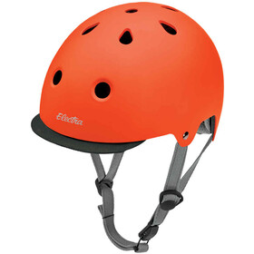 Electra Solid Color Bike Kask rowerowy, tangerine matte